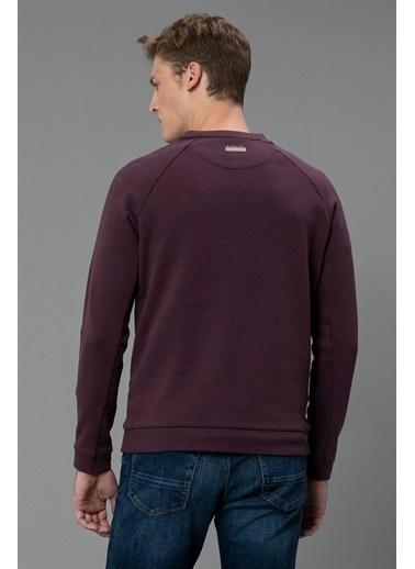 Lufian Sweatshirt Bordo
